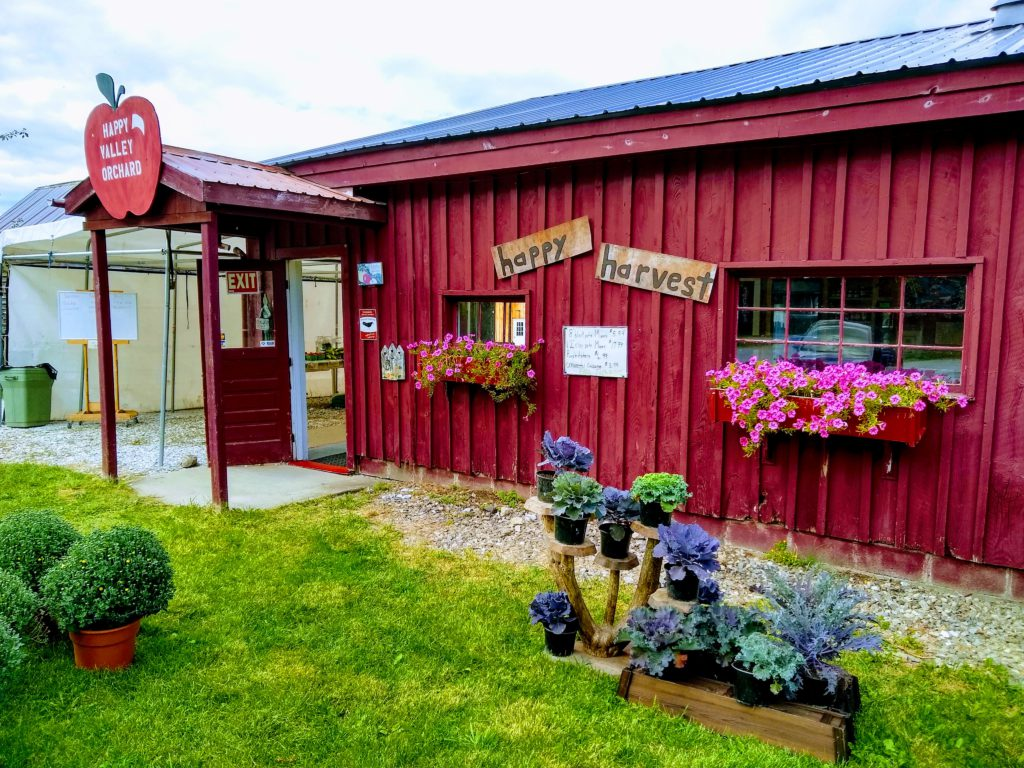 orchard farm stand